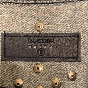 Blank NYC Jackets & Coats - Denim Jacket